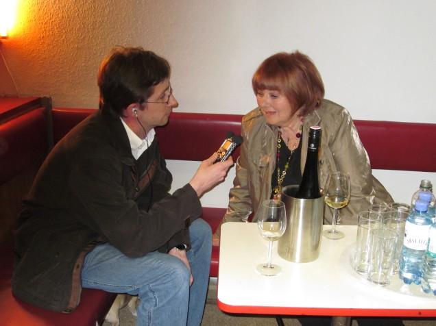 Prof. Elfriede Ott im Wakeuporange-Interview