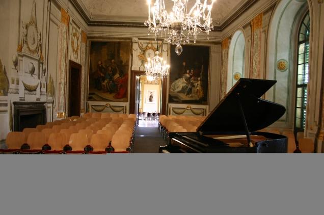 Klassik Festival Schloss Kirchstetten (c) _Maulpertsch-Saal